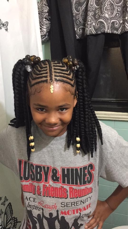 Pinterest Myianayamyia In 2019 Kids Braided Hairstyles