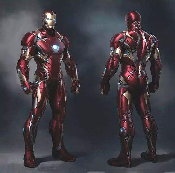 Capitán América 3: El último Iron Man en nueva imagen de arte conceptual  #ironman