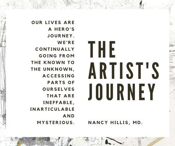 The Artist S Journey The Hero S Journey In Art Talk Nancy
