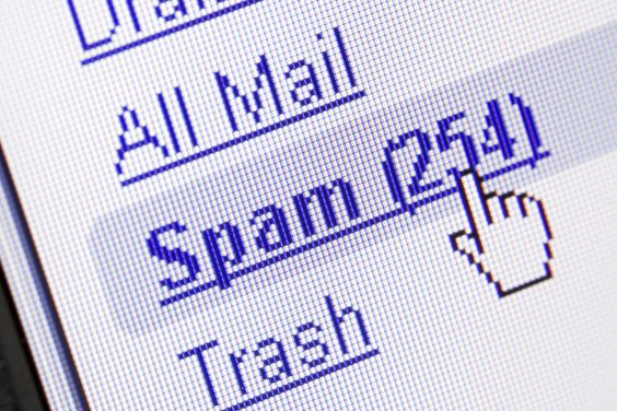 Itu0027s easy for emails to accidentally go straight for the spam - emailing your resume