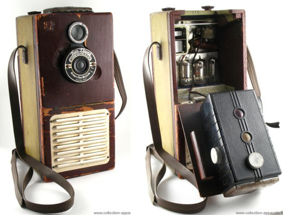 #ViernesRetro con las cámaras analógicas de los más extrañas :-] #Fotografia http://hipertextual.com/2015/07/camaras-analogicas