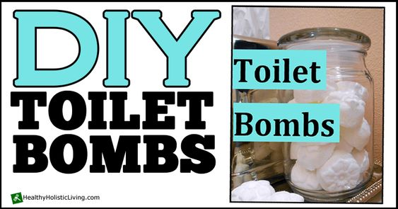 Toilets citric acid and diy and crafts on pinterest - Diy toilet cleaning bombs ...