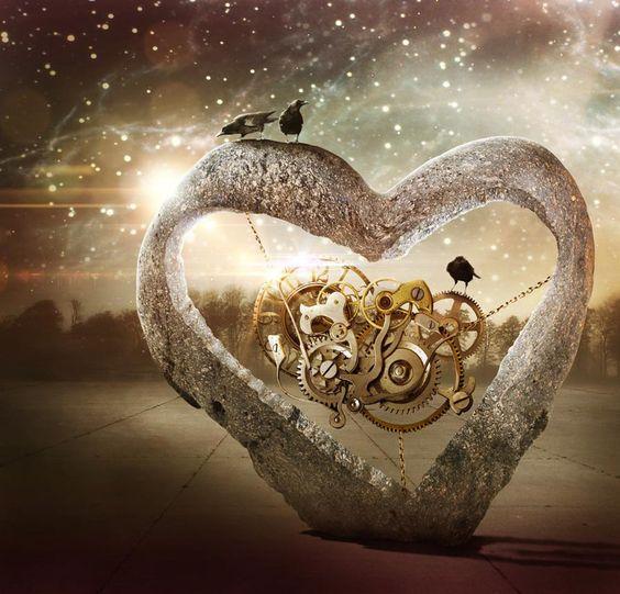 ● MY CLOCKWORK HEART - by kingabrit