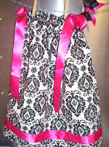 Pillow Case Style Dress