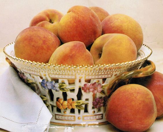 A Different Peach Pie - The Culinary Cellar