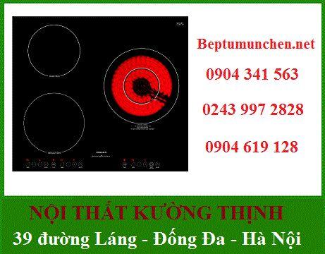 Ưu nhược điểm của bếp điện từ Munchen QA 300I