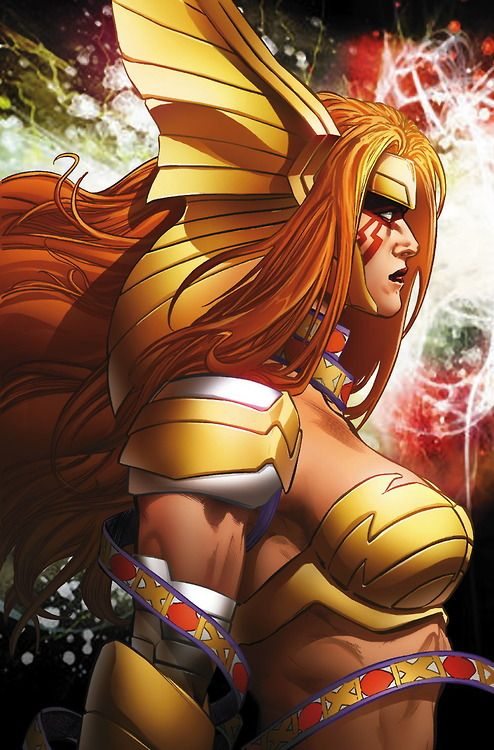 Angela - Assassin of Asgard #1 variant cover by Phil Jimenez