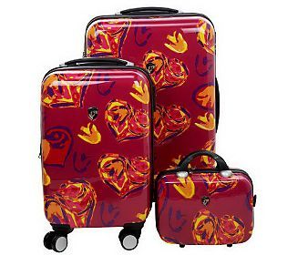 Totally Awesome Luggage. And.. Affordable <3 <3 <3