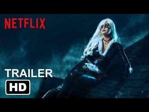 Marvel S The Black Cat Teaser Trailer Netflix Concept Amber Heard Vincent D Onofrio Youtube Black Cat Marvel Vincent D Onofrio Black Cat