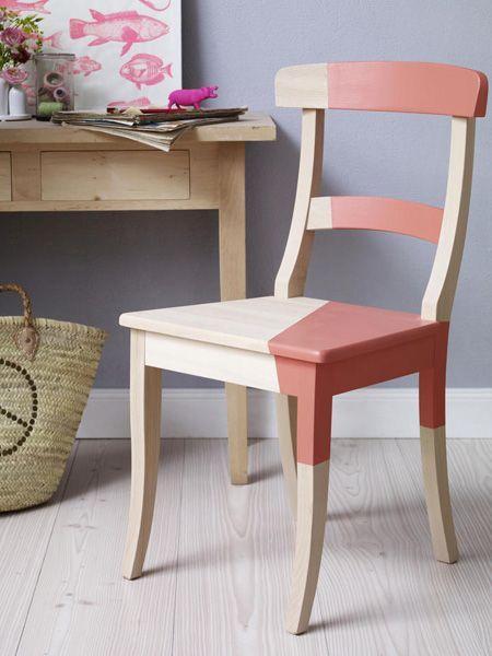Upcycling: Stühle bekommen einen neuen Anstrich | Wohnidee