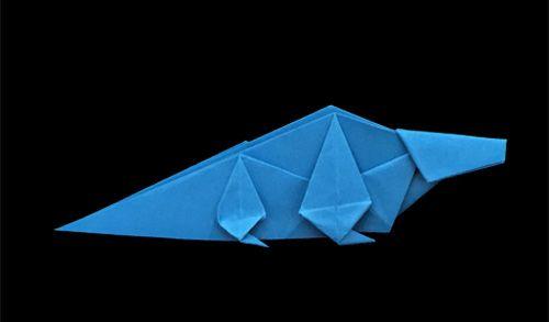 dinosaurs origami – do origami   293x500