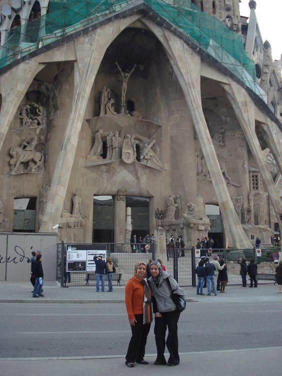 Sagrada Famelia - Barcelona