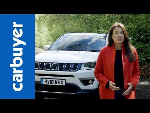 Jeep Compass Suv 2018 In Depth Review Carbuyer Youtube Jeep Compass Jeep Compass Reviews Jeep