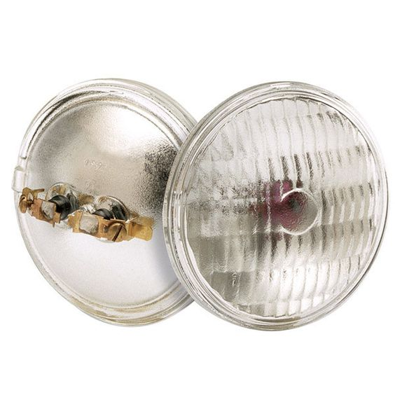 Satco S4327 10W 6V PAR36 MP2 Base Termnial Halogen Bulb