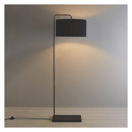Marbelle Black Metal And Marble Floor Lamp With Black Shade Buy Now At Habitat Uk Floor Lamp Floor Lamps Living Room Modern Floor Lamps