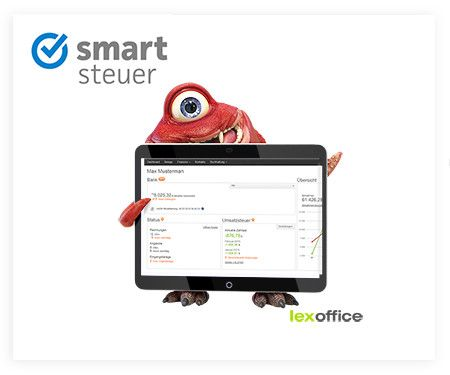 Unser Bill aus dem lexoffice-Team im Interview bei @smartsteuer - monsterstark!