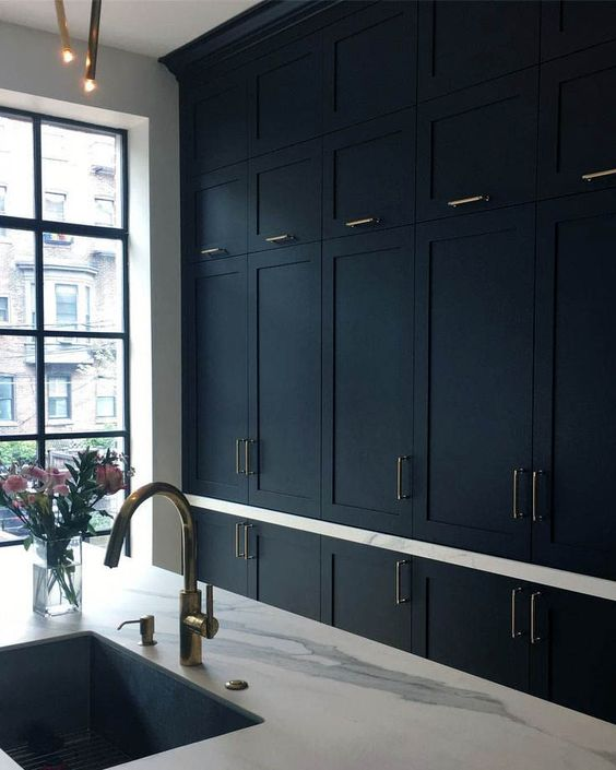 Nice colored kitchen cabinet ideas on this favorite site