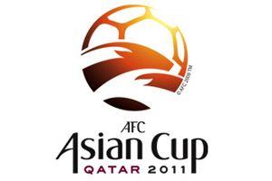 Logo Copa Asia 2011