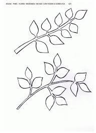 Resultado De Imagen Para Flores Gigantes Moldes Plantillas