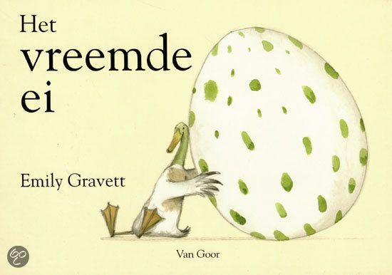 Het vreemde ei, Emily Gravett