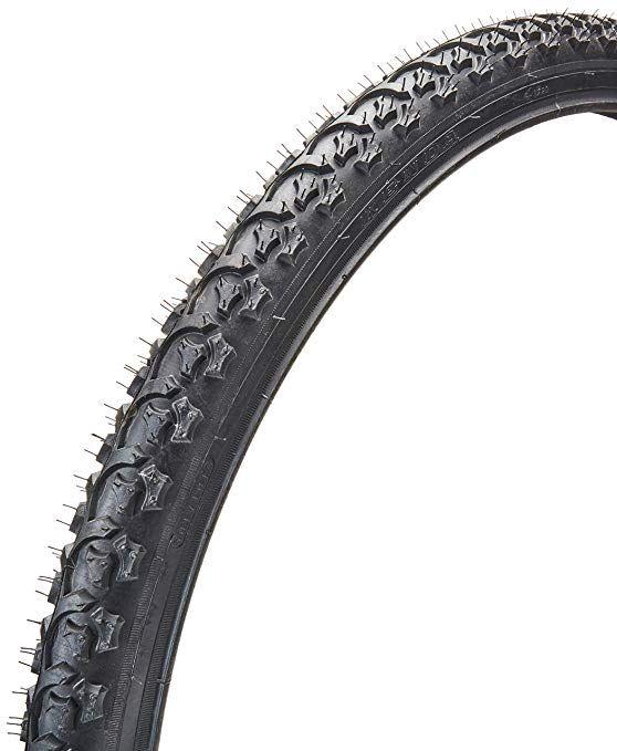 "KENDA K50  14/"" X 2.125/"" WIRE BEAD BLACK BICYCLE TIRE"