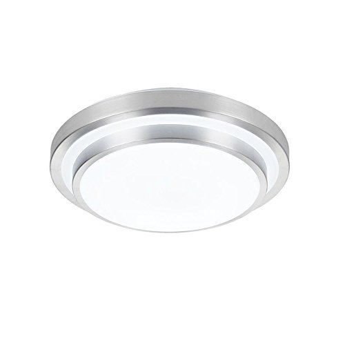 Afsemos 10 Inch Led Flush Mount Ceiling Lights 12w Led Ceiling Lights Bathroom Light Fixtures Dining Room Lighting Flush Mount Ceiling Lights