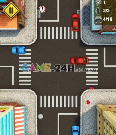 Game Điều khiển giao thông 2 1
