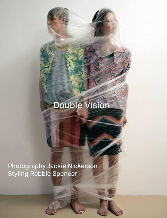 Dazed & Confused - Double Vision by Jackie Nickerson
