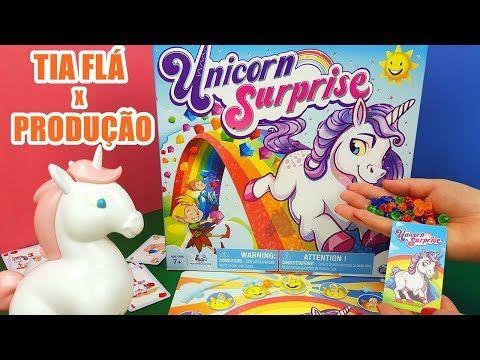 Tia Fla X Producao Jogo Fofo Unicornio Surpresa Disputa Emocionante Youtube Emocionante Surpresa Unicornio