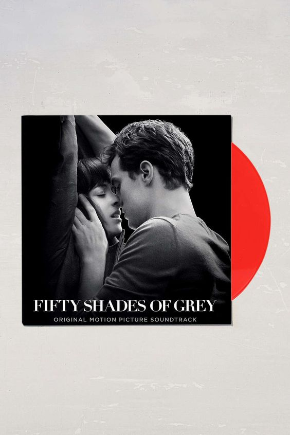 Fifty Shades Of Grey Soundtrack UO Exclusive LP Record