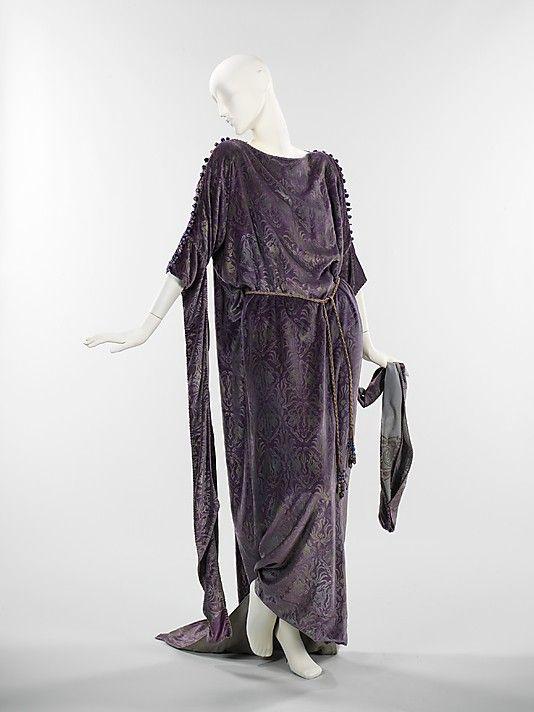 1920 Evening Dress    Maria Gallenga
