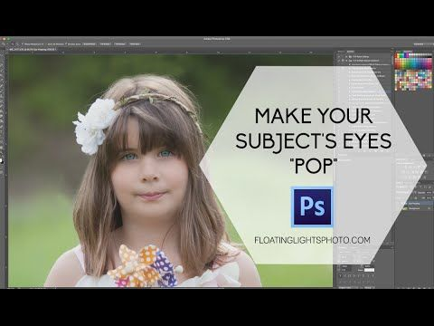 Make Your Subjects Eyes Pop | Floating Lights Photography | Castlegar, BC, Photographer