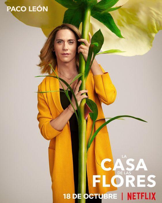 Entrevista Con El Elenco De La Casa De Las Flores 2 Con Imagenes