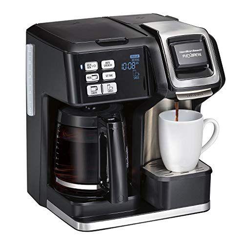 Hamilton Beach Authorized Dealer Includes Full Hamilton Beach Usa Warrantyhamilton Beach Flexbrew 2 Wa Coffee Maker Coffee Drip Coffee Maker