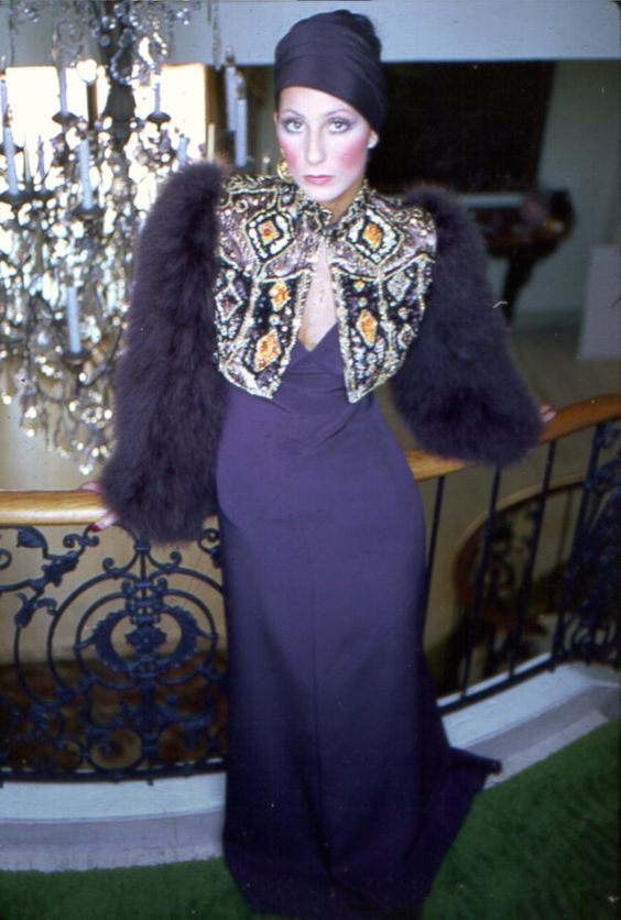 Cher's Show-Stopping Style Redefines What It Means To Be 70  Cher 1971