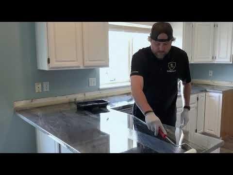 9 Wb Urethane Gloss Top Coat Recap Of Kitchen Remodel Youtube