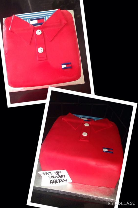 tommy hilfiger cakes