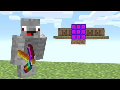 Die Ganze Mitte Besteht Aus Shade Blocken Minecraft Lucky Block Bedwars Minecraft Gaming Logos Logos