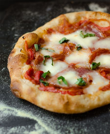 Nancy Silverton's Pizza Dough Recipe — Dishmaps