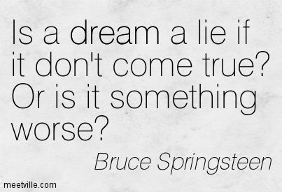 We all have stories we're living and telling o by Bruce ...