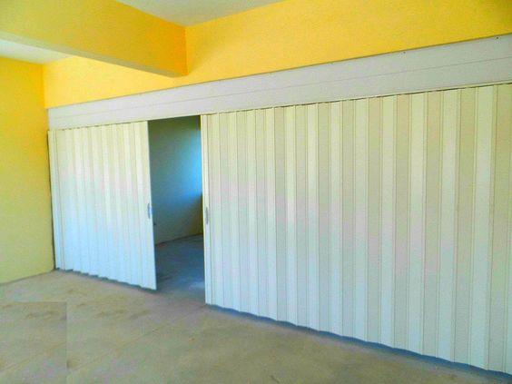 Puertas plegables de pvc a la medida ideas para el hogar - Puertas plegables a medida ...