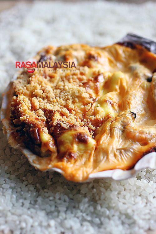 Shrimp crab scallops pasta recipe