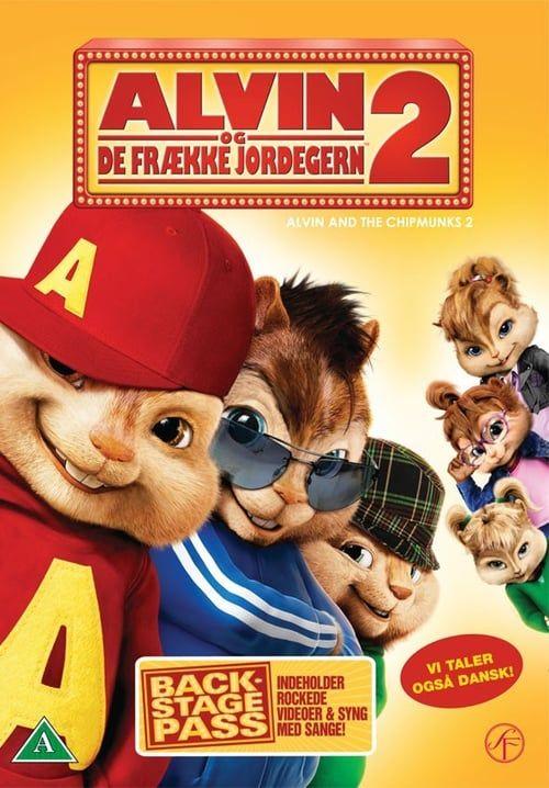Ver Alvin And The Chipmunks The Squeakquel Pelicula Completa En