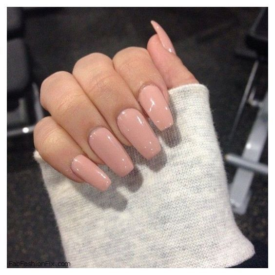 Summer Nails Pale Skin Ideas Pink Acrylic Nails Light Pink Acrylic Nails Gorgeous Nails
