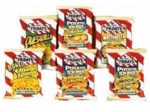 SAVE $1 on T.G.I. Friday's Snacks