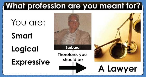 A profession suits your personality. Click to find out which profession are you meant for.