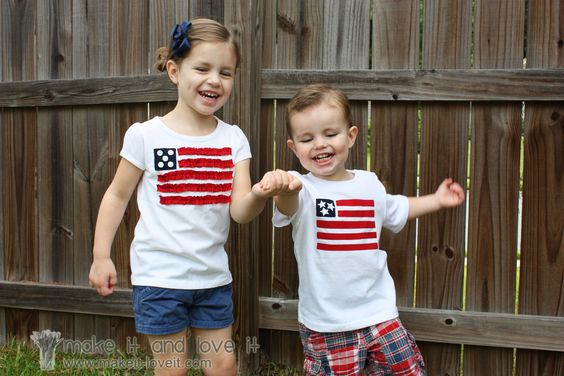 4th of July Shirts   Make It and Love It