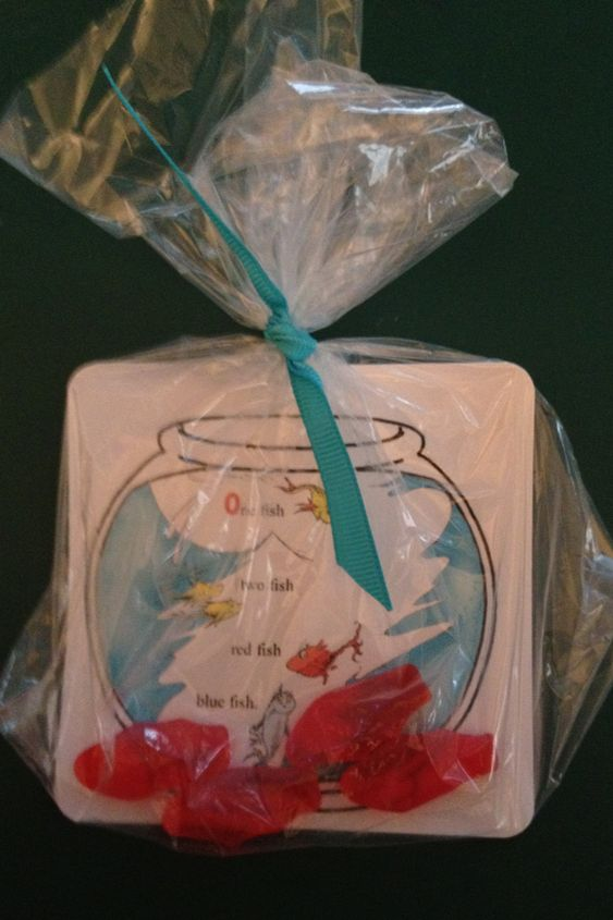 A treat to bring in for dr seuss 39 birthday mini swedish for Mini swedish fish