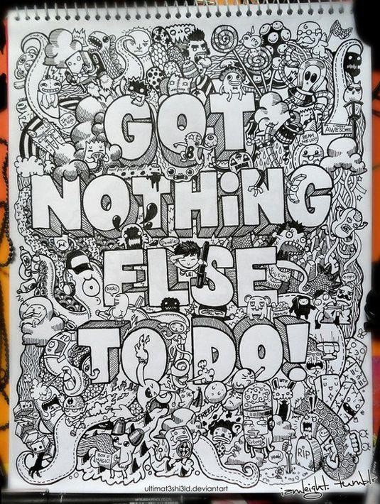 Doodle art | Creative Bloq | http://www.creativebloq.com/illustration/doodle-art-912775#
