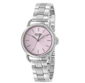 COACH Women's Hamptons Watch 14501264 $199 @ Ashford